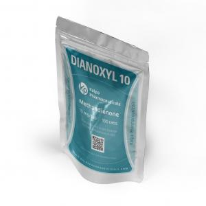 Dianoxyl 10 - Methandienone - Kalpa Pharmaceuticals LTD, India