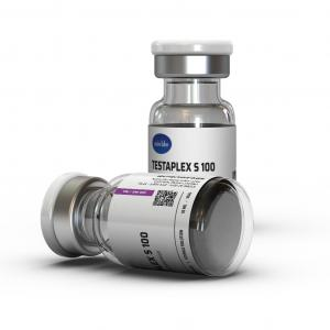 Testaplex S 100 - Testosterone Suspension - Axiolabs