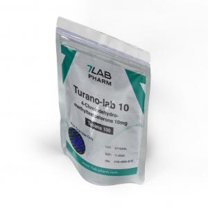 Turano-Lab 10 - 4-Chlorodehydromethyltestosterone - 7Lab Pharma, Switzerland